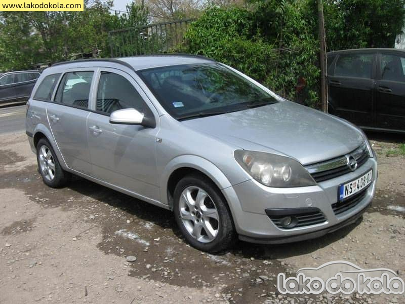 Opel Astra H Astra H 1,7 CDTI