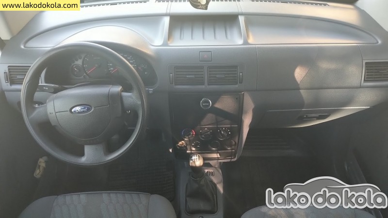 Ford connect tdi