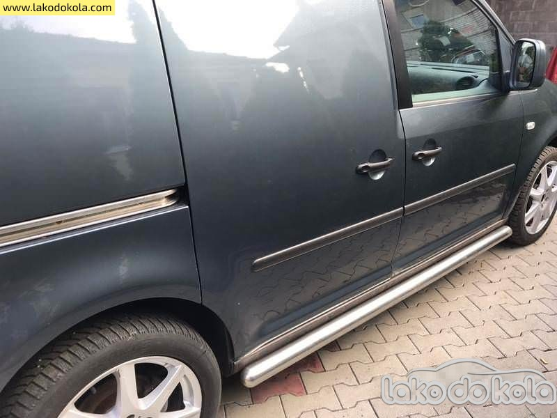 Volkswagen Caddy 1.9TDI