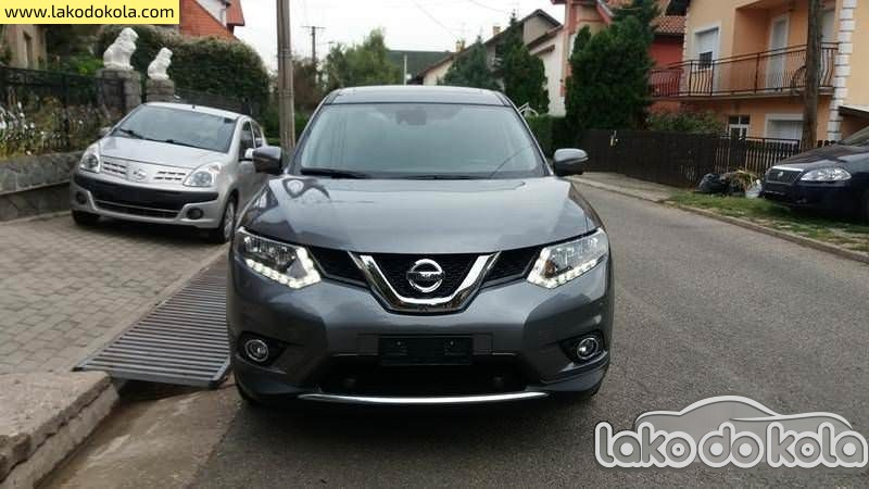 Nissan X-Trail 1.6DCI 4X4 EXCLUSIVE 2015.