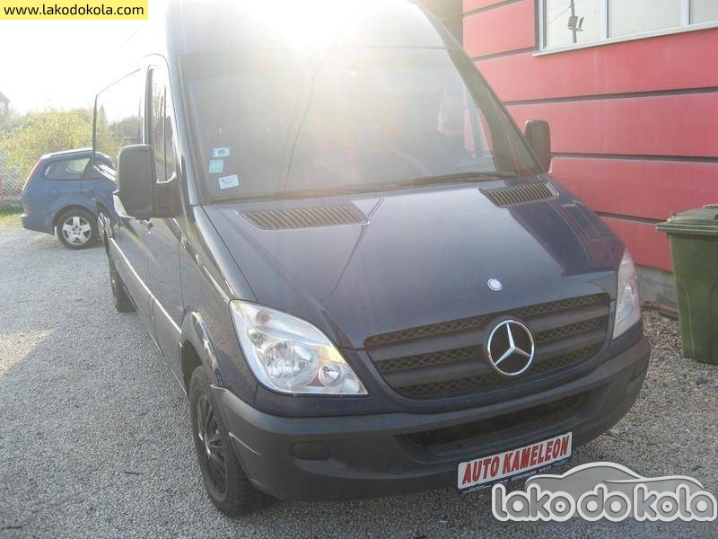 Mercedes Benz Sprinter 315 CDI MAKSI