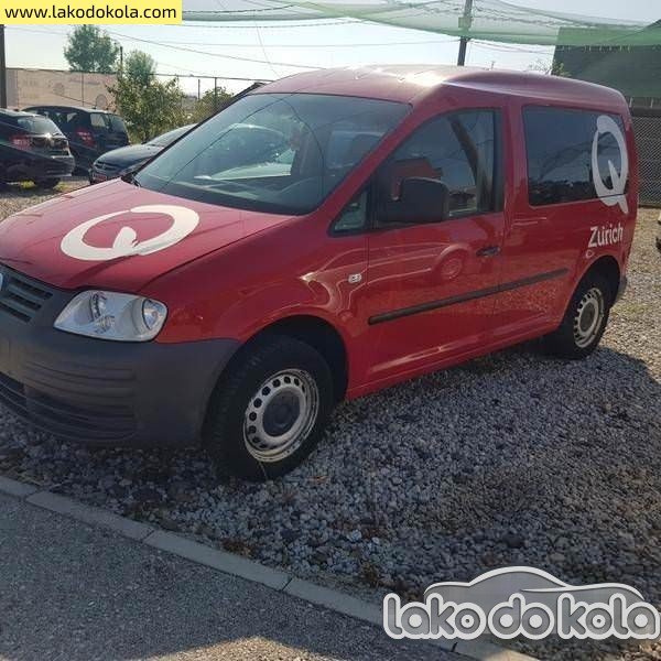 Volkswagen Caddy 2005.