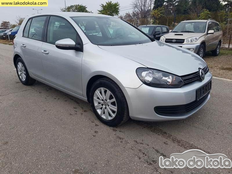 Volkswagen Golf 6 Golf 6 1.2 TSI BLUEMOTION 2011.