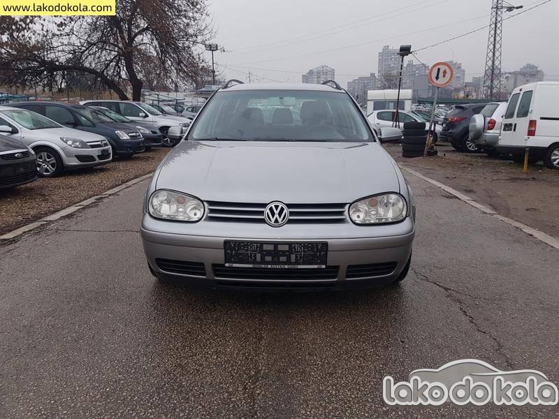 Polovni Automobil Volkswagen Golf 4 Golf 4 1 9 Tdi 2004 Polovni
