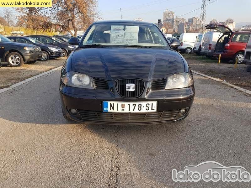 Polovni Automobil Seat Ibiza 2005 Polovni Automobili Lako Do Kola