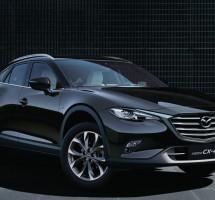 Predstavljamo: Mazda CX-4