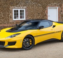 Predstavljamo: Lotus Evora Sport 410