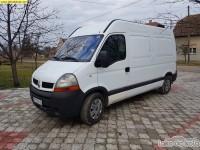 Polovno lako dostavno vozilo - Renault master
