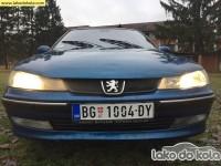 Polovni automobil - Peugeot 406 2.0 G a s
