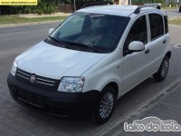 Polovni automobil - Fiat Panda 1.2 PUTNICKA