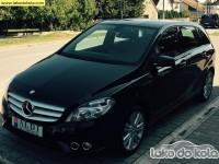Polovni automobil - Mercedes Benz B 180 Mercedes Benz B 180 CDI