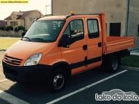 Polovno lako dostavno vozilo - Iveco daily 35c12 Putar