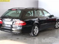 Polovni automobil - Mercedes Benz E 220 Mercedes Benz E 220 SW CDI