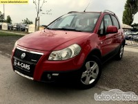 Polovni automobil - Fiat Sedici 1,9 jdt 4x4