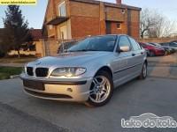 Polovni automobil - BMW 318 NOV NOV