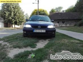 Polovni automobil - Opel Astra F  - 1