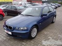 Polovni automobil - BMW 316 TI