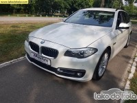 Polovni automobil - BMW 520 MODEL 2014 FACELIFT