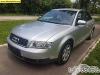 Polovni automobil - Audi A4 2.0/ben/AUT/NOV/
