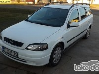 Polovni automobil - Opel Astra G Astra G