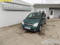 Polovni automobil - Opel Meriva 1.6 B