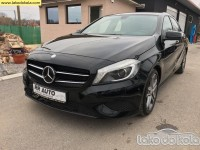 Polovni automobil - Mercedes Benz A 180 Mercedes Benz A 180 CDI AVANTGARDE