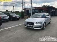 Polovni automobil - Audi A3 2.0TDI N O V