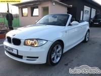 Polovni automobil - BMW 120 K A B R I O L E T