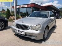 Polovni automobil - Mercedes Benz C 220 Mercedes Benz C 220 CDI N O V