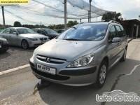 Polovni automobil - Peugeot 307 1.4HDI T O P