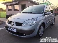 Polovni automobil - Renault Scenic 1.9 DCI S E R VI SNA