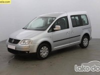 Polovni automobil - Volkswagen Caddy 1.9 TDI 7 S.129000