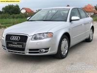 Polovni automobil - Audi A4 2.0 TDI 8v bos