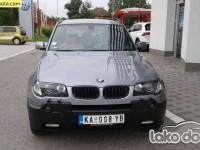 Polovni automobil - BMW X3 2.0