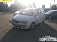 Polovni automobil - Fiat Idea 1.4