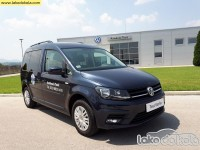 Polovni automobil - Volkswagen Caddy 2.0 TDI Compact N1