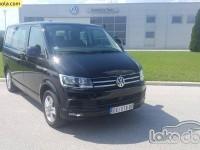 Polovno lako dostavno vozilo - Volkswagen Multivan