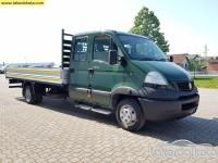 Polovno teretno vozilo do 7.5 tona - Renault Mascott