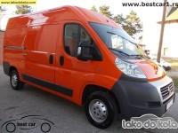 Polovno lako dostavno vozilo - Fiat ducato 2.0 mtj NOV NOV