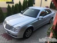 Polovni automobil - Mercedes Benz 123 Mercedes Benz E 200 CDI ELEGANCE