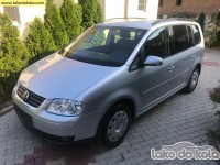 Polovni automobil - Volkswagen Touran 2.0TDI