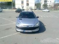 Polovni automobil - Peugeot 206 1.4i metan