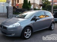 Polovni automobil - Fiat Grande Punto Grande Punto 1.3Mjet DINAMIC