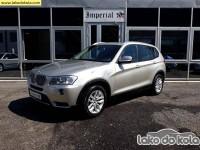 Polovni automobil - BMW X3 2.0 D