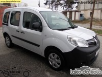 Polovni automobil - Renault Kangoo 1.5 dci 5 sedišta N1