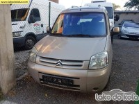 Polovni automobil - Citroen Berlingo 1.6hdi Multispace