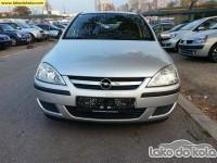 Polovni automobil - Opel Corsa C Corsa C 1.2 I