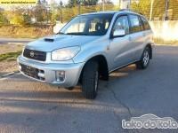 Polovni automobil - Toyota 105 RAV 4 2.0 D