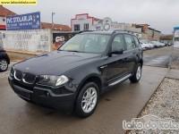 Polovni automobil - BMW X3 2.0 D 4X4