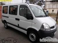 Polovno lako dostavno vozilo - Renault master 2.5 dci NOV 8 sedišta